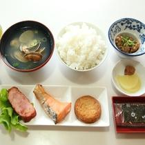 【朝食】女将手作りの日替わり朝食をご用意致します。
