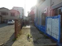 建物入口写真