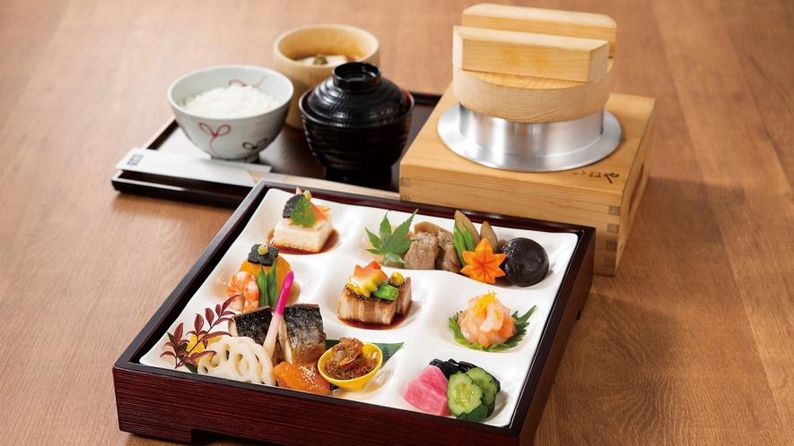 いねや松花堂朝食~冬~