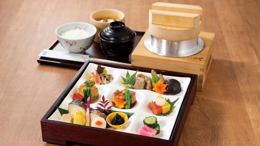いねや松花堂朝食~秋~