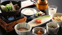 【朝食■一例】ご飯が進むおかずがいっぱい