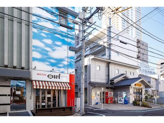 【男女共用フロアー】【TOKYO秋旅】超お得な!3泊以上の長期滞在ならこちらのプラン【連泊】