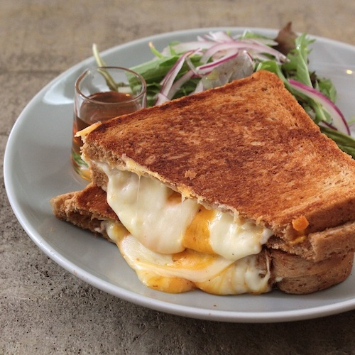 GRILLED CHEESE SANDWICHE