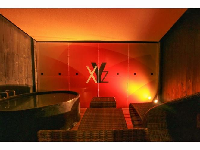 オーシャンビューウイングウェスタンスタイル客室露天風呂