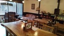 共用スペース(カフェ)