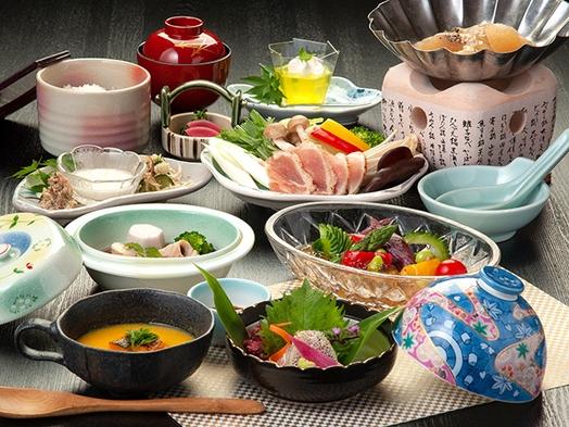 【お肌いきいきプラン】ラドン熱気浴とコラーゲンたっぷりの健康食!温泉ミスト付き☆☆☆