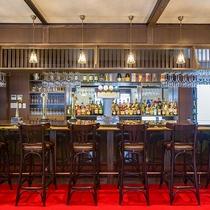 【レストラン】お酒はカウンターで作ります♪