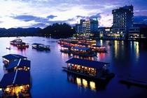 三隈川風景