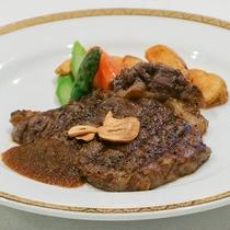*【お料理】おおいた自慢のステーキ!