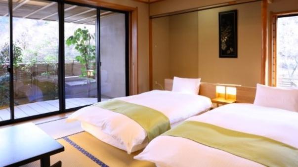 【禁煙】和室 露天風呂付客室