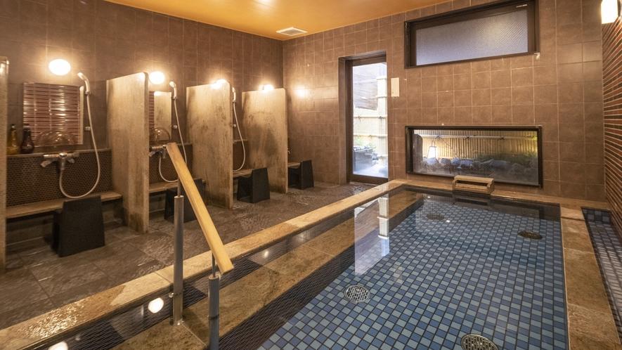 大浴場内湯イメージ