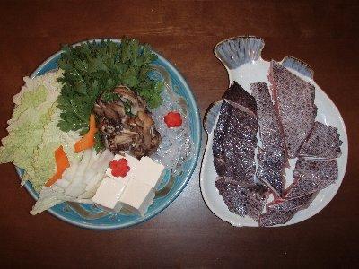 石垣鯛水炊きセット