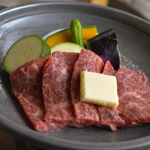 富山県ブランド牛の「氷見牛」。豊かな自然にはぐくまれた上質な肉の味わいをお愉しみ下さい