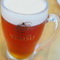 美味しいビールで長崎の夜を♪ あとは部屋で眠るだけ♪