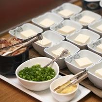 【朝食バイキング】皆様のご健康のことも考えて、お食事を提供しております。