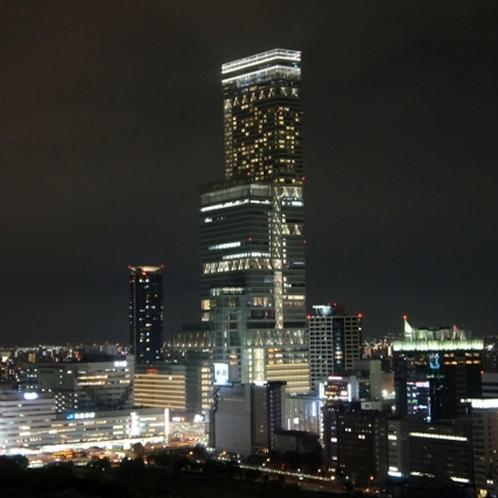あべのハルカス 地上300m日本一の超高層ビル当館から電車で約14分