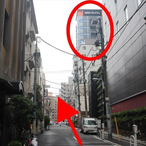 東京メトロ銀座線「浅草駅」3番出口からの道案内(7)