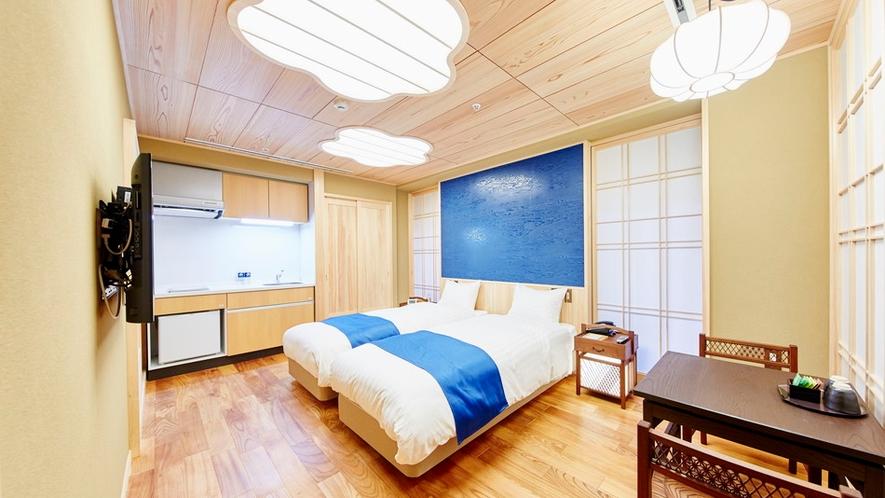 ツインルーム - Twin Type Room
