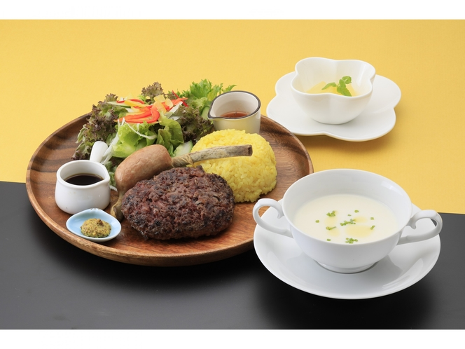 【夕食】GREEN PLATE