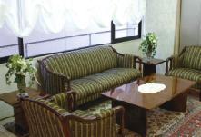 1Fロビーにあるソファー