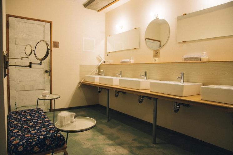 共用洗面台(女性専用・有)