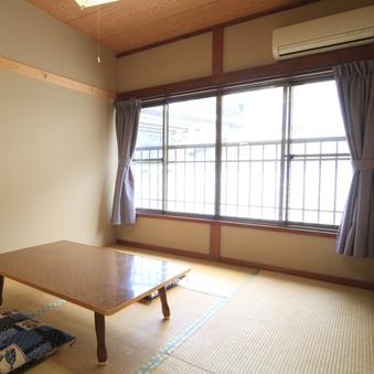 和室6畳【1名〜2名】