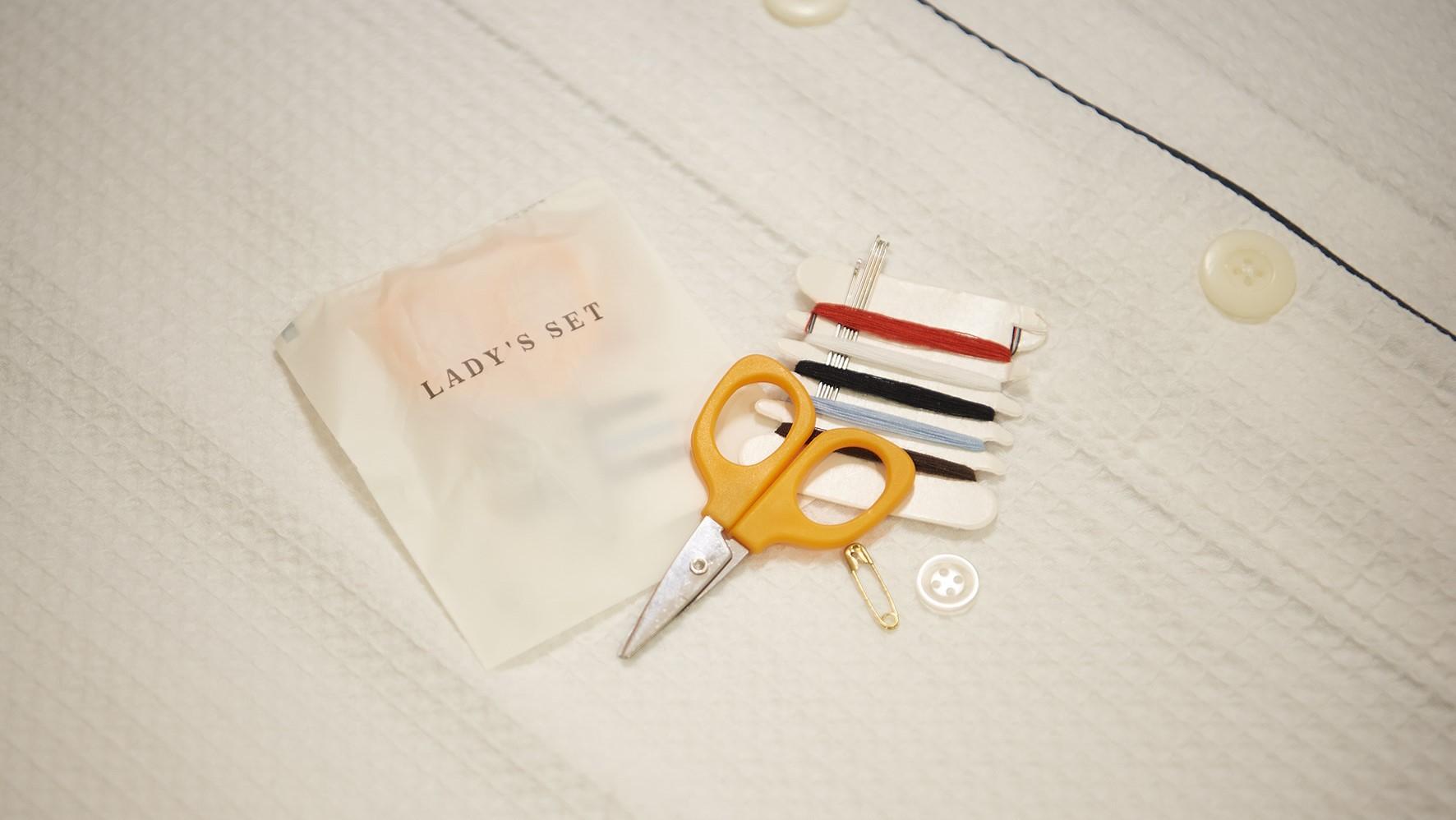 ソーイングセット/Sewing tools