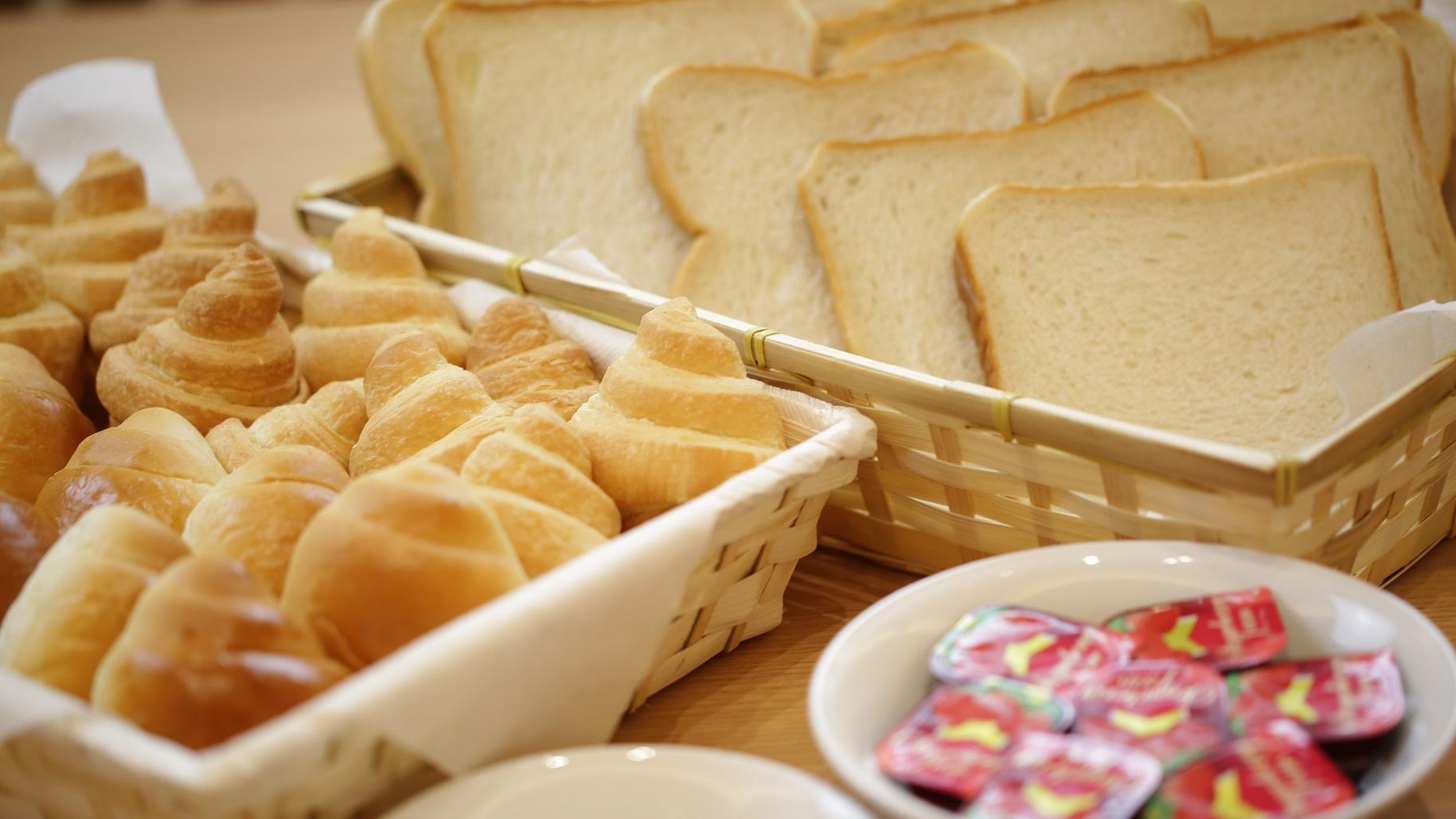 朝食例(パン)