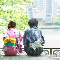 【墨田区花火大会】バスで約15分