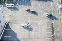 無料大駐車場