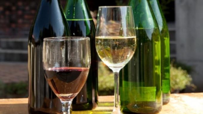 【中部横断道路開通記念】シャトレーゼ樽生ワイン飲み放題プラン/朝食付