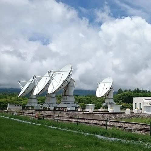 ■野辺山天文台(7月)