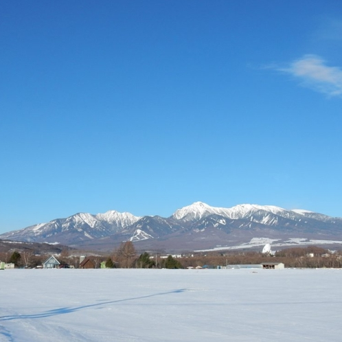2月八ヶ岳