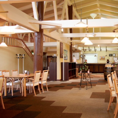 シャトレーゼカントリークラブ野辺山内レストラン