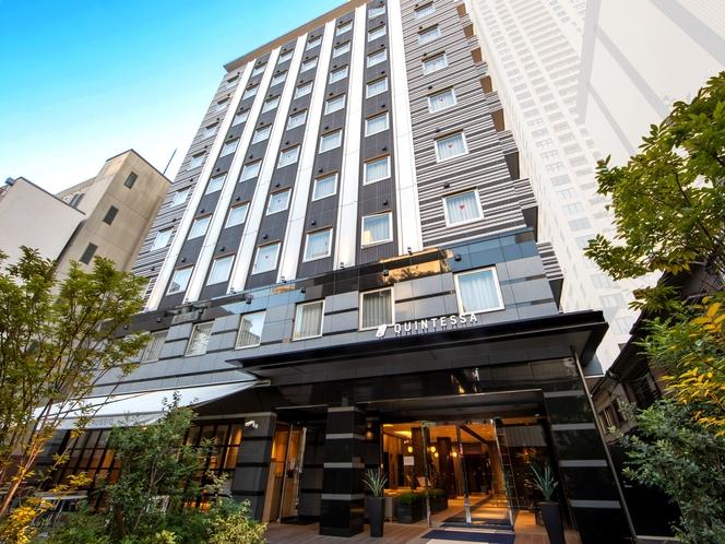 【外観】食い倒れの街大阪の中でも様々なお食事が楽しめる街、心斎橋の中心に立地。