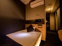 【スタンダードシングル】スタイリッシュで機能的なお部屋です。出張時等に経済的にご利用いただけます。