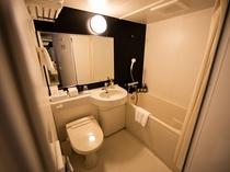 【バスルーム】快適なホテルステイをお楽しみください。