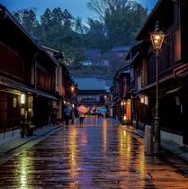 雨庵(うあん)雨の金沢