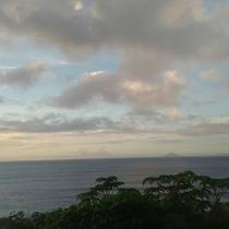 大野天風呂からの眺め2