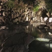 大野天風呂『星灯りの湯』