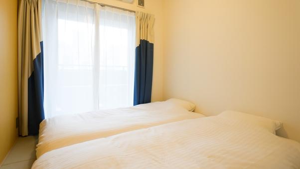 【個室】和室 ◆2名様定員 (シャワー・トイレ完備)