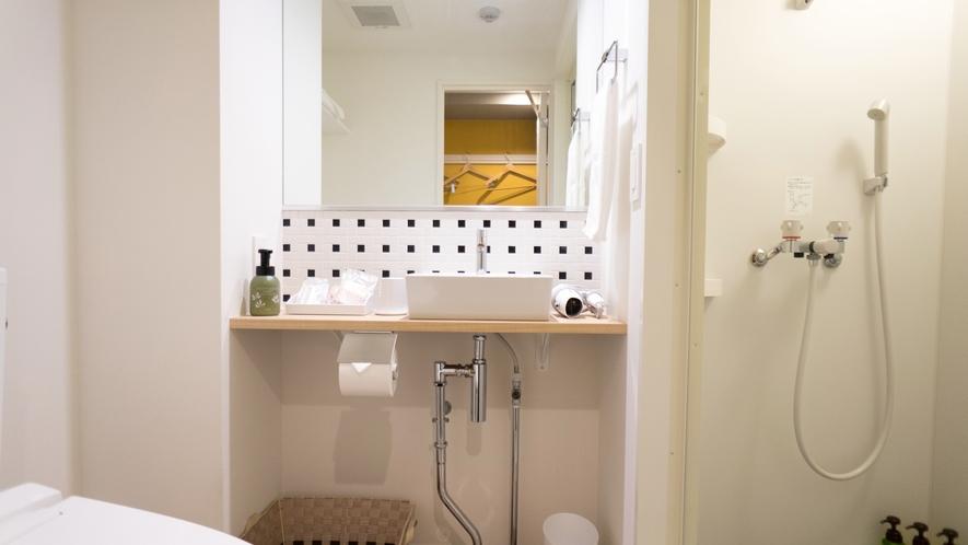 【客室】和室◆2名様定員(シャワー・トイレ完備)