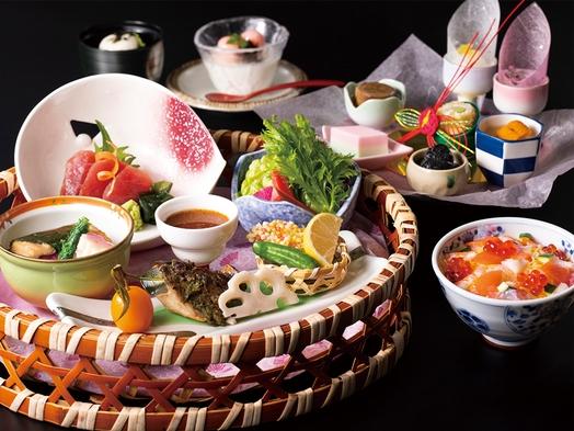 ファミリー応援プラン 季節の日本料理を楽しむ(6,000円相当) お子様プレート付き♪