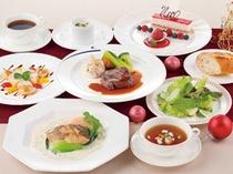 クリスマスディナーコース「マ・シェリ」のイメージ
