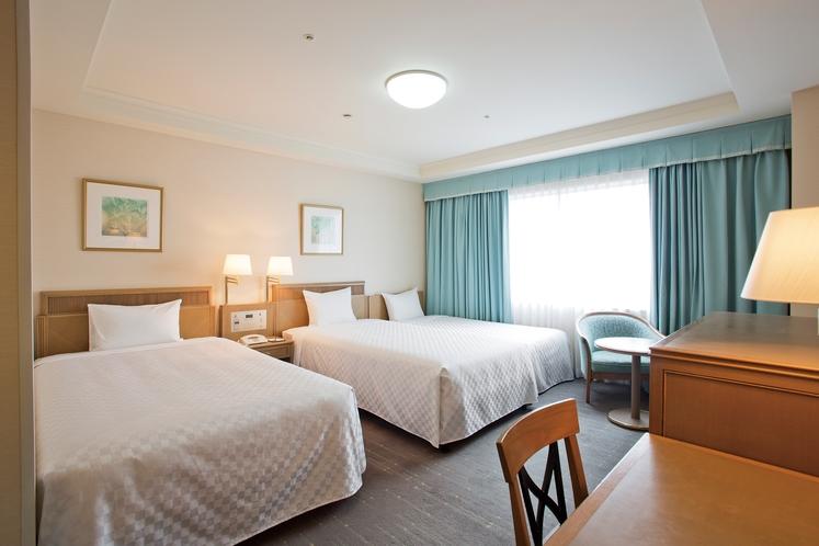 【スーペリアファミリー】 ベッド幅78cm〜110cm×3台/26.3平米/落ち着いたデザインのお部
