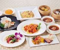 2019年8月 中国料理 南園 2人de中華 イメージ