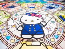 【京王多摩センター駅】駅を降り立った瞬間から始まる夢の世界♪駅構内はサンリオキャラクターで一杯!