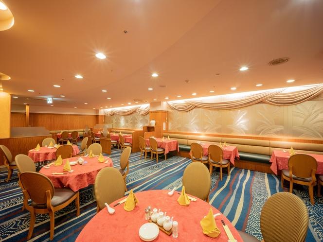 多彩な食材と深い味わいが魅力の広東料理を落ち着いた店内でお楽しみいただける中国料理<南園>