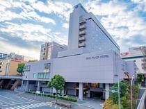 多摩センター駅より徒歩3分!羽田空港・成田空港よりリムジンバスも運行!