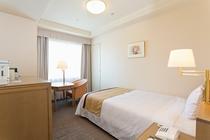 【エグゼクティブシングル】ベッド幅120cm×1台/19平米/より快適さを追求したお部屋。